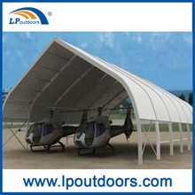 Outdoor Aluminum Frame TFS Aircraft Hangar Tent For Rental