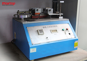 Wire plugging tester