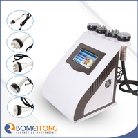 Portable radio frequency face lift device with cavitation MCV001