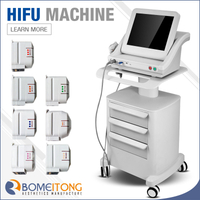 Hifu ultrasound therapy machine with 7 cartridges FU4.5-7S