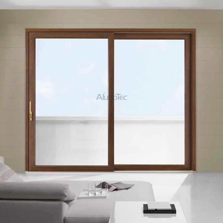 Summary Thin Frame Sliding Glass Doors Style Line Series Milgard