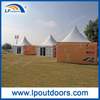Outdoor Luxury Aluminum PVC Haji Tent