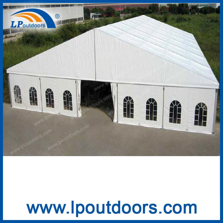 25X30m Outdoor Aluminum Big Marquee Catering Tent for Wedding