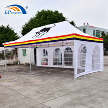 4x8m Outdoor Pop Up Canopy Tent For Customized Display Advertising