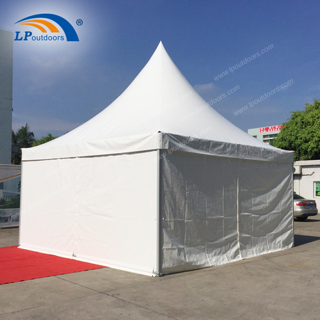 5x5m Luxury Aluminum Marquee Pagoda Tent For Wedding Party