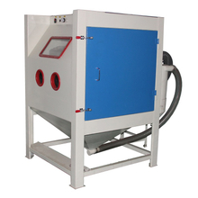 Cyclone Sandblasting System Manual, Cyclone Sandblaster Cabinet for Sale