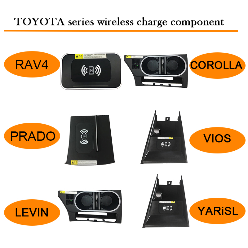 car wireless charging