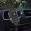 New Arrival!! Automatic Coil Induction Fast Wireless Car Charger with Suction Mount