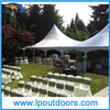 5X10m Hot Sales Beautiful Canvas Tent For Outdoor Event