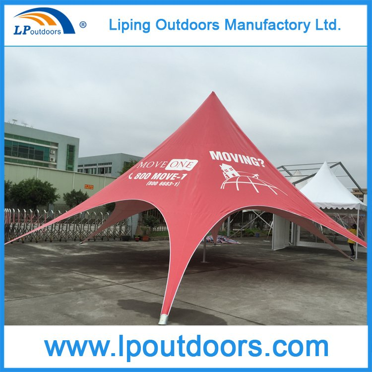 Popular High Quality Outdoor Event Star Tent