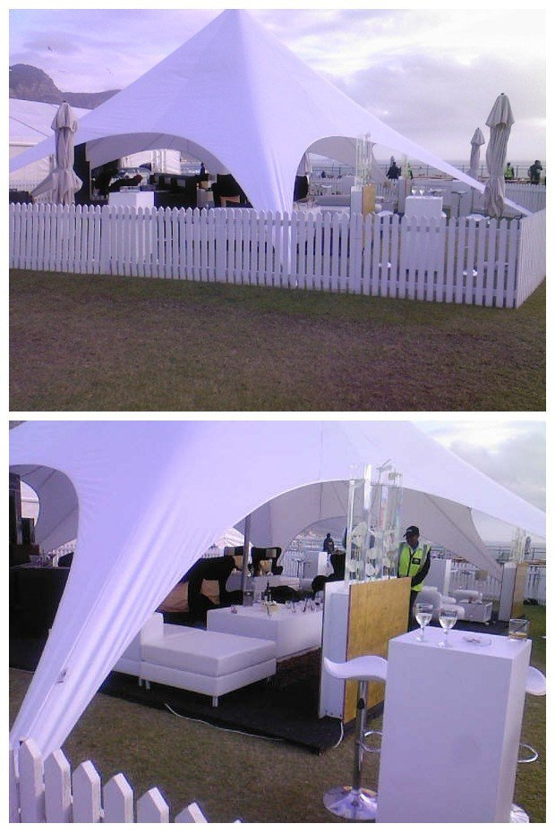 2015 Beautiful Event Star Shade Tent for Hot Sales