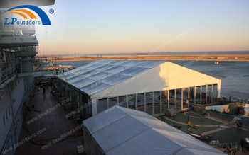 Is 20x25m Party Tent Suitable For Held A Temporary Celebration Event
