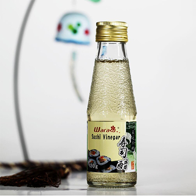 Waraku Original Seasoned Rice Vinegar Japanese Cuisine (100ml/120g/500ml/18L)
