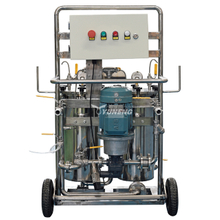 6000L/H YUNENG YL-100 Series Precision Oil Filter Machine