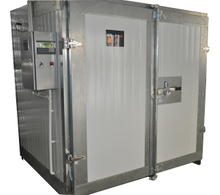 Electric Powder Curing Oven Colo-o-1515