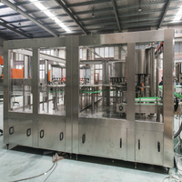 Automatic Bottle Filling Machine For Water (CGF50-50-15)