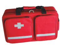 SunnyWorld Red Multi-Use First Aid Bag