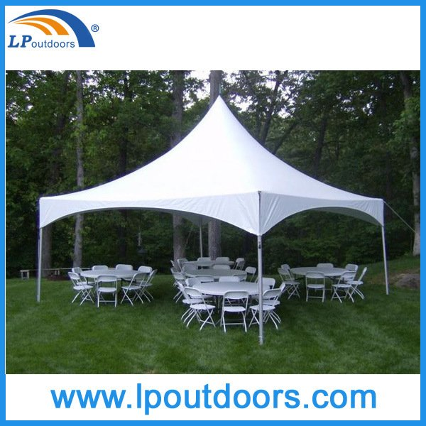 6X6m Aluminum Frame Wedding Gazebo Party Tension Tent for Sale