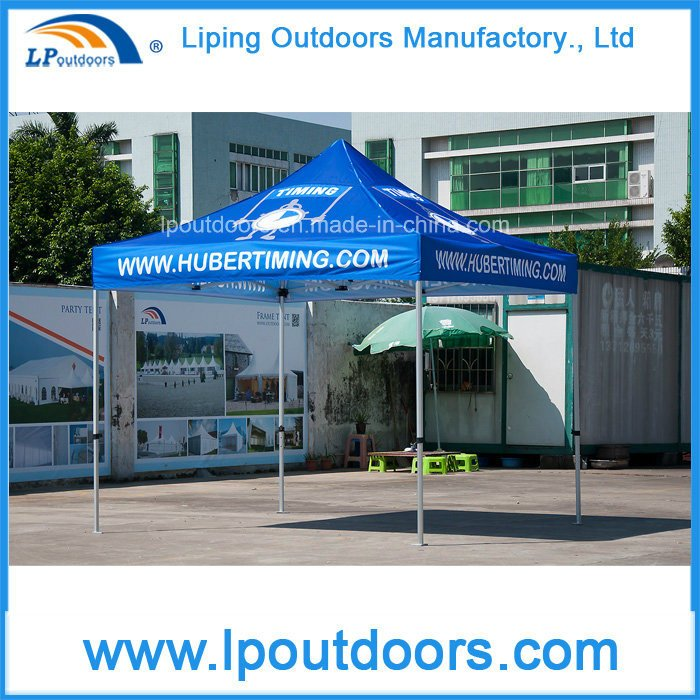 10X10 Aluminum Outdoors Advertising Pop up Canopy Tent