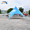 14M Single Top Aluminum PVC Coated Spider Tent For Outdoor Advertising