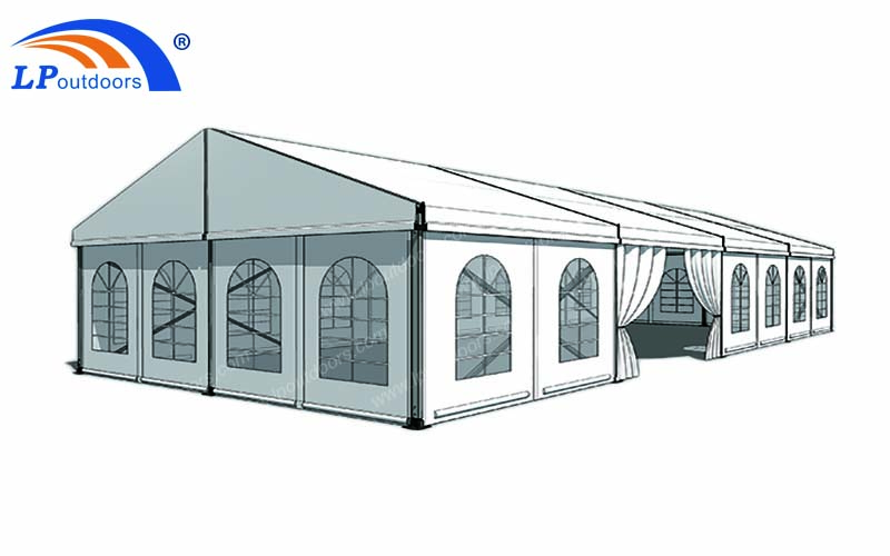 8X20 party tent