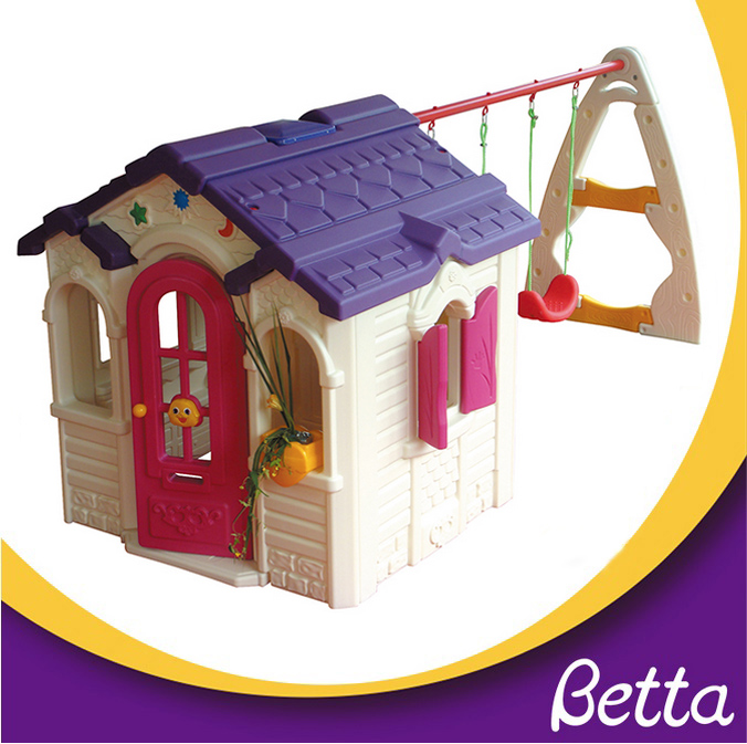 Bettaplay Factory price ergonomic design plastic childrens playhouse ...