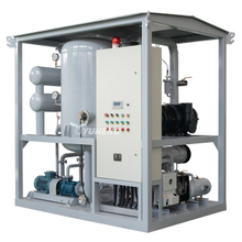 9000L/H Yuneng ZJA9KY Double Stage Vacuum Transformer Oil Purifier/Oil Filtration Machine