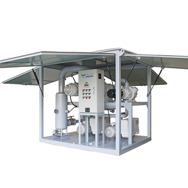 Vacuum Air Pumping Unit /Vacuum Drying Equipment On Hot Sale
