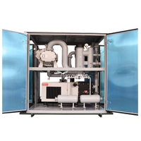 ZJ Vacuum Pumping Unit / Dry Transformer by Vacuum / Oil Filling