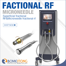Fractional rf microneedle machine for acne scar removal MR16-3S
