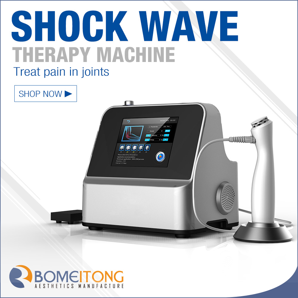 Shockwave therapy device for plantar fasciitis SW8