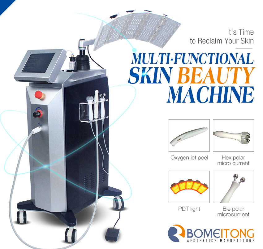 oxygen jet peel machine