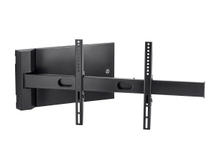Vesa400 x 600mm Entegrade Swing out Display tv Mount with Locking