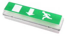 Ceiling T5 Tube Emergency light with running man