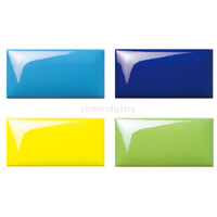 Colorful bread tile Subway tile 75*150mm