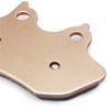 Best Motorcycle Brake Pad for Most Models of Harley Davidson
