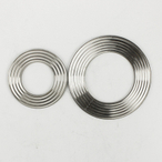 Outstanding Mechanical Strength corrugated gasket coated with graphite