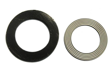 Good Thermal Conductivity Serrated gasket for pipe and flange