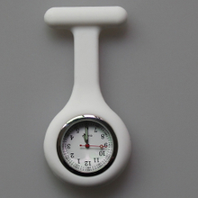 China Promotional Silicone Nurse Watch Supplier