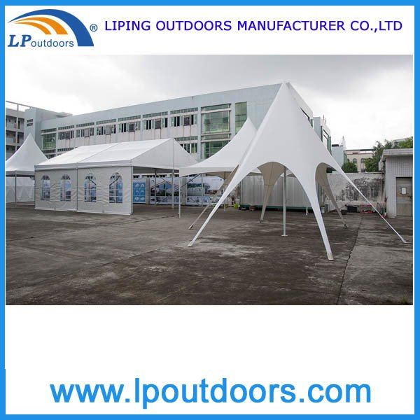 Outdoor Aluminum PVC Sports Tent