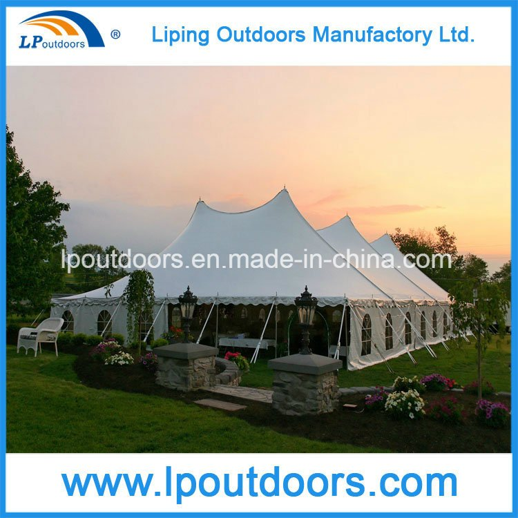 12m Peg and Pole Tent For Wedding Party Event