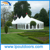Outdoor Aluminum High Peak Mixed Tent Luxury Wedding Marquee for Party Event