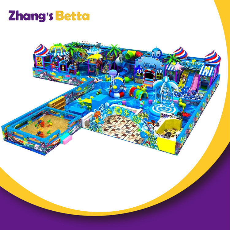 Family Center Kids Indoor Entertainment Fun Play Equipment - Buy ...