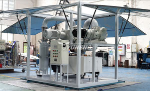 04 ZJ-1200 Vacuum Pumping System at our workshop
