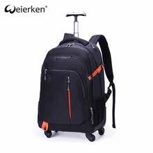 China Supplier New Style Travel Trolley Luggage Bag
