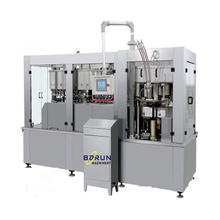 Automatic Beverage Canning and Sealing Machine