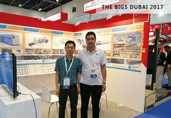 The BIG5 Dubai 2017 1