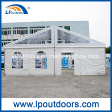 10X40m High Quality Outdoor Clear Roof Wedding Tent