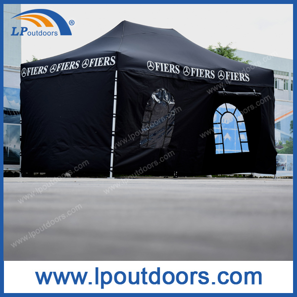 3X4.5m Hot Sale Aluminum Advertising Folding Tent