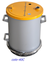 Powder coating Container Colo-40C
